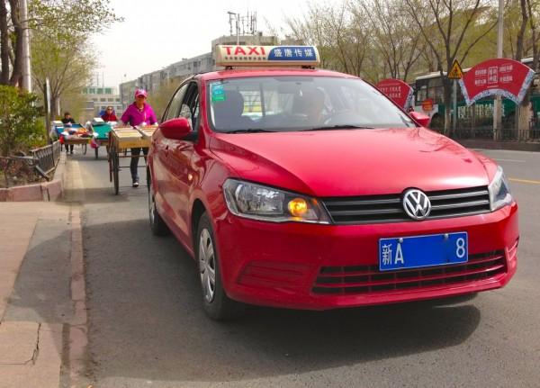 VW Jetta Taxi