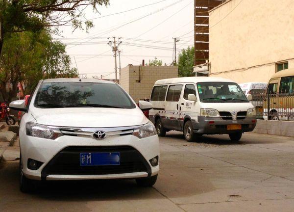 5. Toyota Vios Polarsun Shenyang SZS6503A2