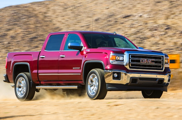 GMC Sierra Kuwait March 2014. Picture courtesy of motortrend.com