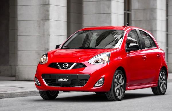 Nissan Micra Canada 2014