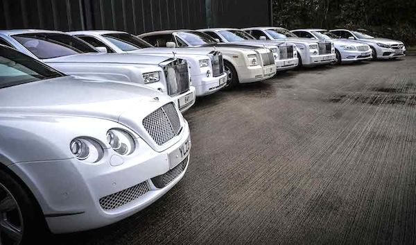 Chauffeur Insurance. Picture courtesy of thecarexpert.co.uk