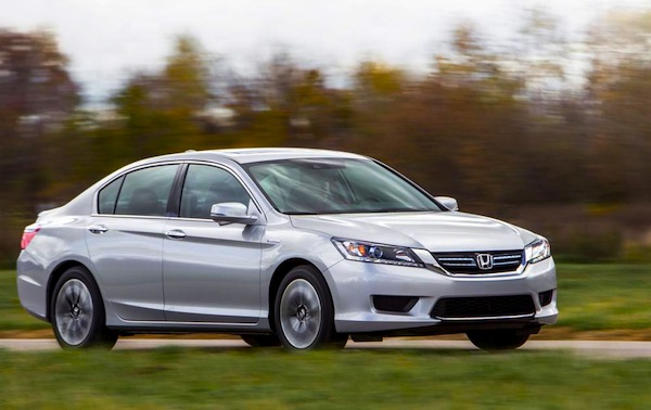 Honda Accord Thailand May 2014. Picture courtesy of caranddriver.com