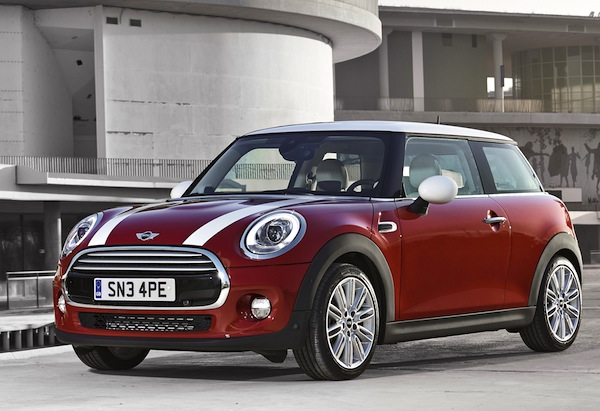 Mini UK June 2014