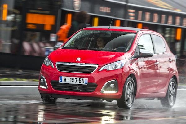 Peugeot  Denmark June  Picture Courtesy Of Largus Fr