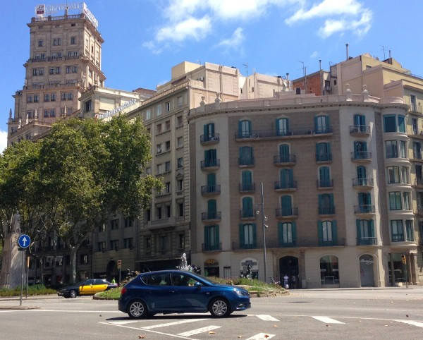 1. Seat Ibiza Barcelona August 2014