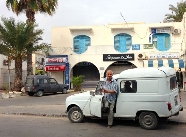 10. Renault 4 Djerba July 2014