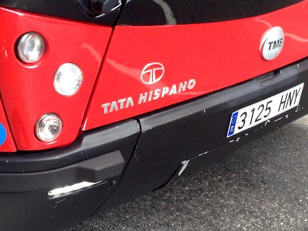 10. Tata Hispano Barcelona August 2014