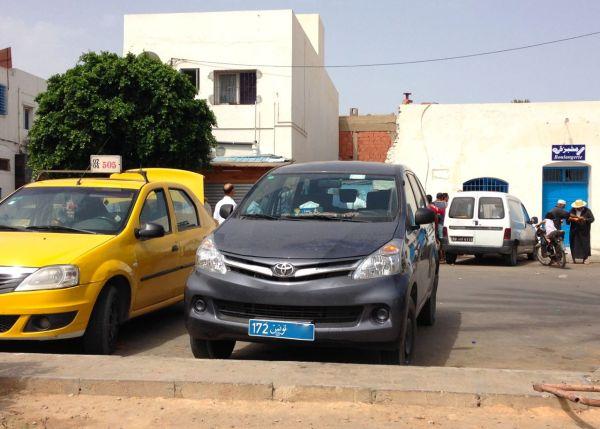5. Toyota Avanza Djerba July 2014