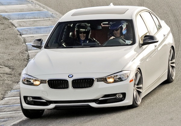 BMW 3 Series USA March 2015