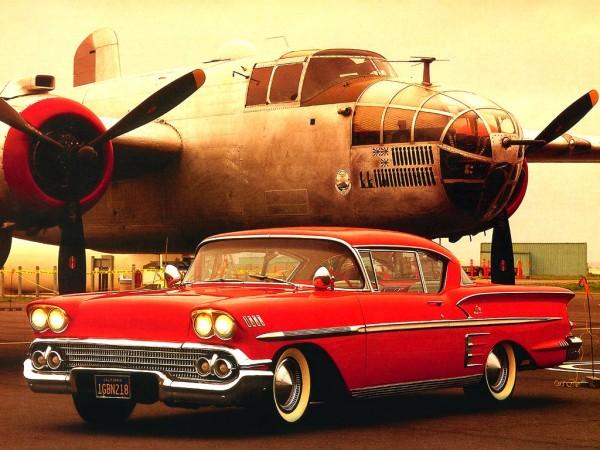 Chevrolet Bel Air Impala