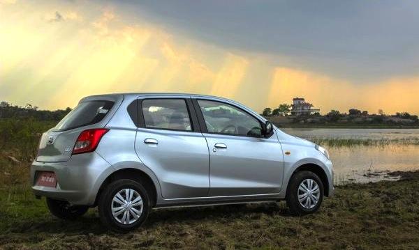 Datsun Go India July 2014. Picture courtesy of gaadi.com