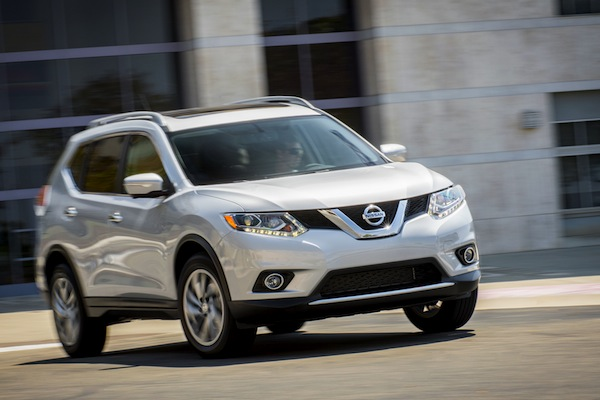 Nissan Rogue Virginia. Picture courtesy of motortrend.com