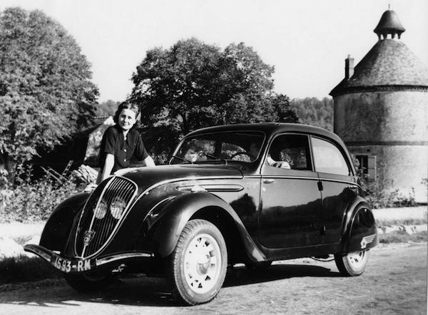 Peugeot 202 France 1939