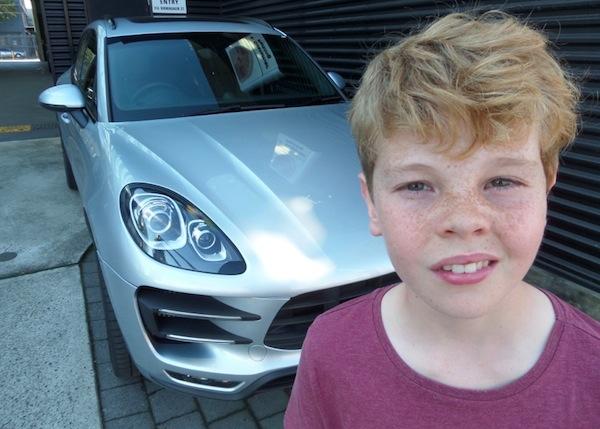 Porsche Macan 1. Picture courtesy of Jack MacKenzie