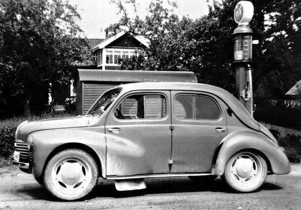 Renault 4CV France 1946