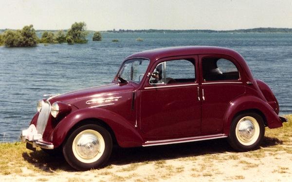Simca 8 France 1947
