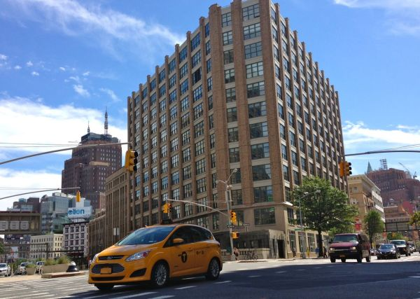 11. Ford C-Max New York