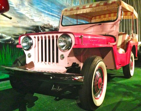 12. 1960 Willys Jeep