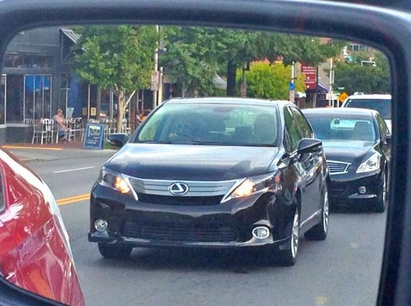 14. Lexus HS Nashville