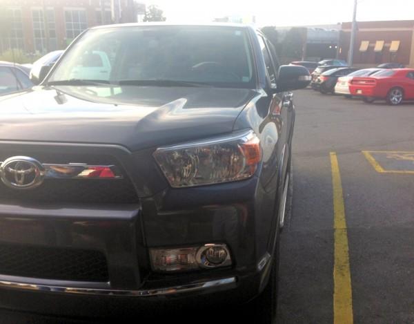 18. Toyota 4Runner Nashville