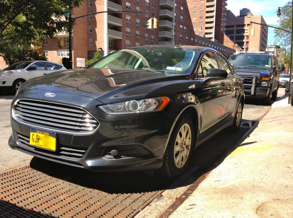 6. Ford Fusion New York