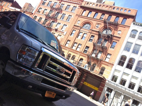 Ford E-Series New York 2