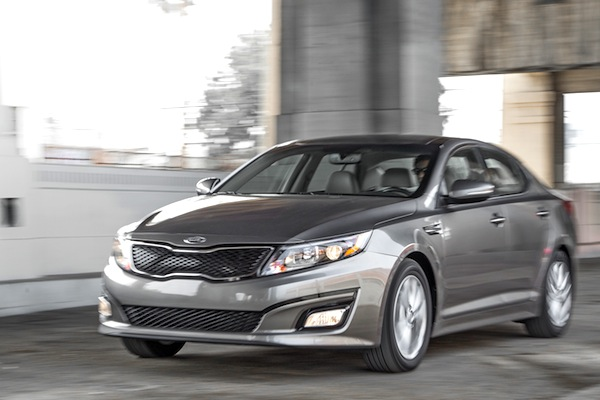 Kia Optima. Picture courtesy of motortrend.com
