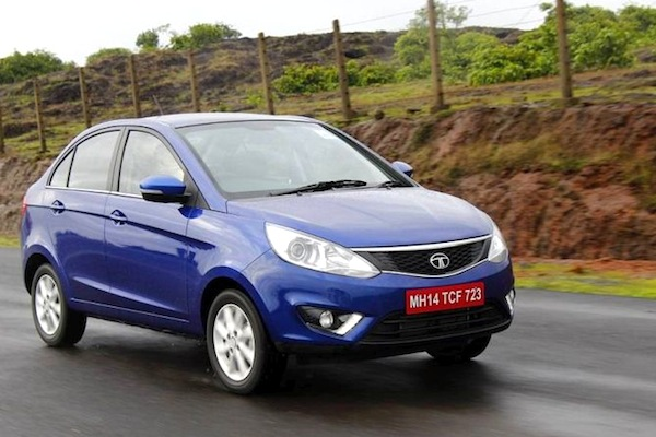 Tata Zest India August 2014. Picture courtesy of rediff.com