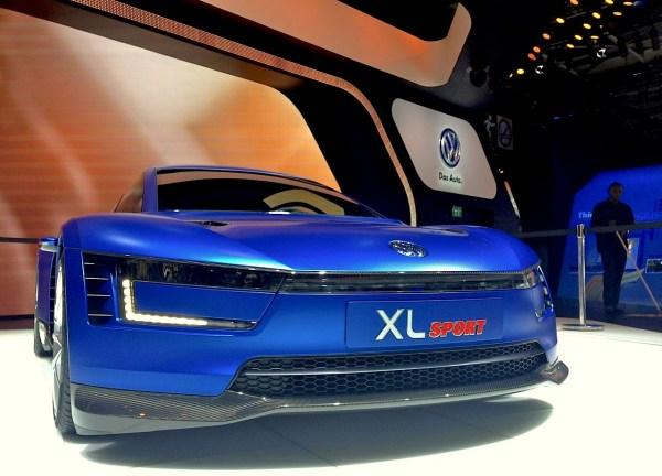 5. VW XL Sport