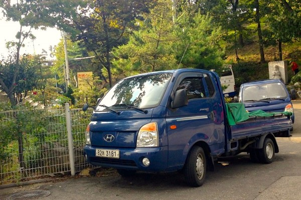 9. Hyundai Porter Seoul October 2014