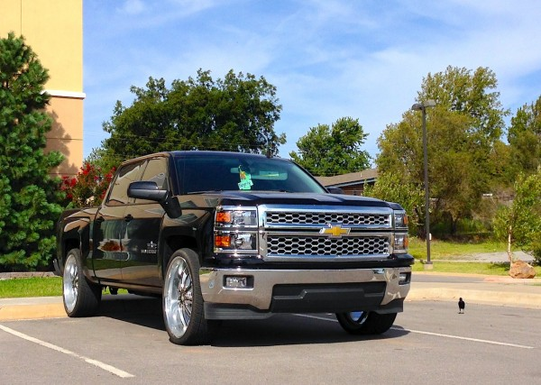 Chevrolet Silverado Oklahoma September 2014