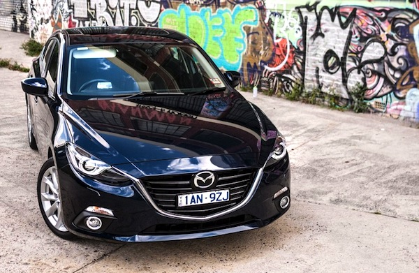 Mazda3 Australia September 2014. Picture courtesy of themotorreport.com.au
