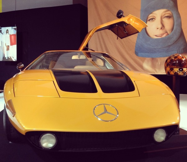 Mercedes Benz C111-II