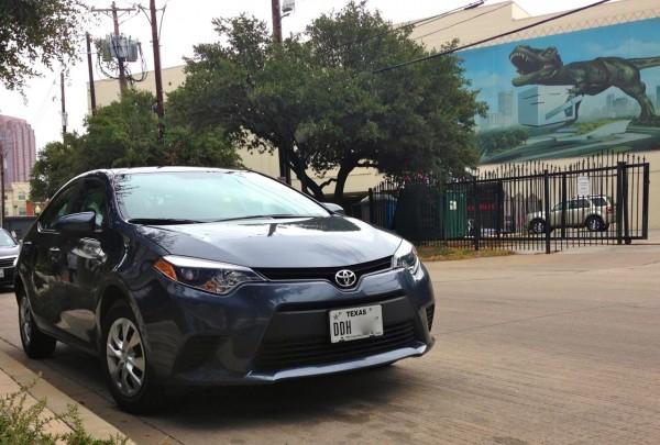 Toyota Corolla Dallas