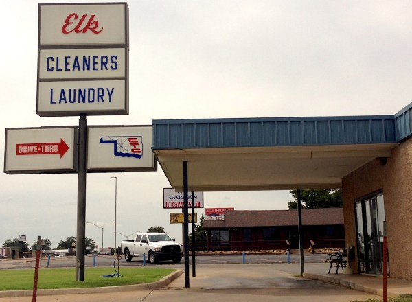 2. Drivethru Laundry Elk City OK