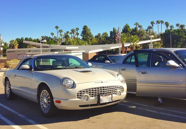 2. Ford Thunderbird Palm Springs