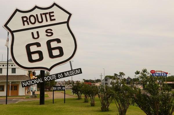 3. Route 66 Museum Elk City OK
