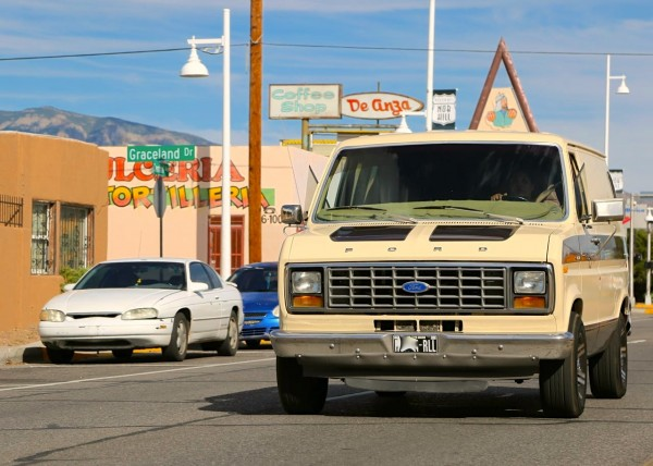 5. Ford Econovan Albuquerque