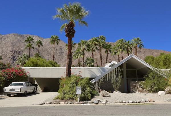 5. Palm Springs House 1