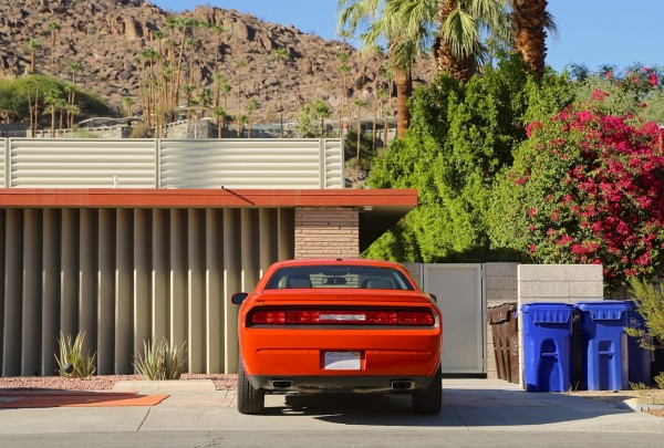 6. Dodge Challenger Palm Springs
