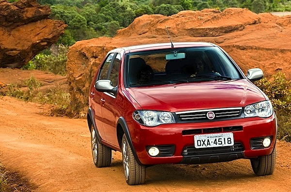 Fiat Palio Way Brazil 2014. Picture courtesy of imguol.com