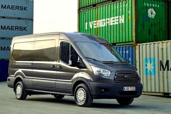 Der neue Ford Transit: So geräumig und günstig wie nie zuvor - Transporterlegende startet ab Mai 2014 durch