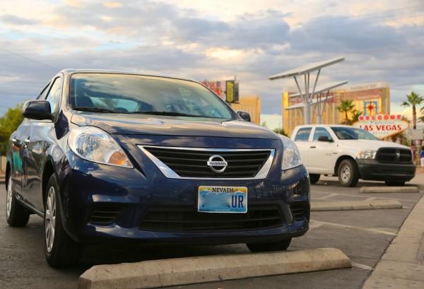 Nissan Versa Albert Las Vegas