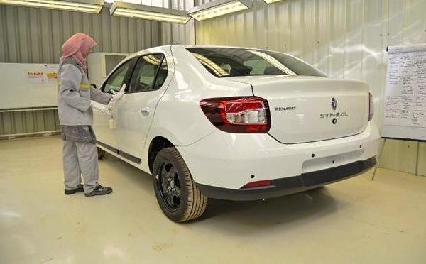 Renault Symbol Algeria October 2014. Picture courtesy of autonews.com