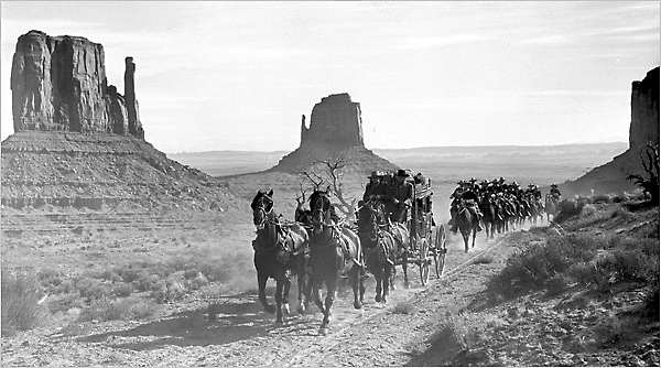Stagecoach. Picture courtesy nytimes.com