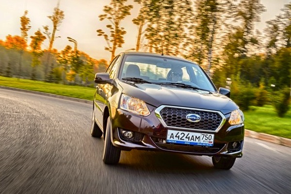Datsun on-DO Russia November 2014. Picture courtesy of zr.ru