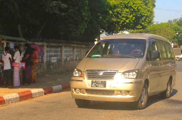 Dongfeng Van Yangon