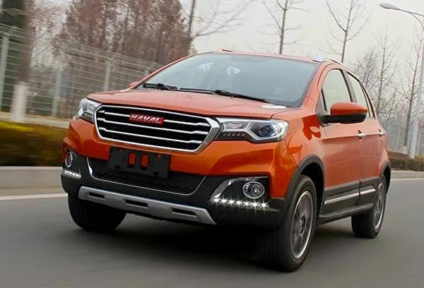 Haval H1 China November 2014. Picture courtesy of auto.qq.com