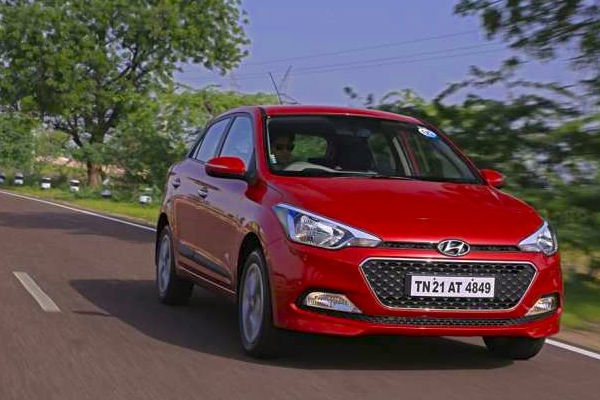 Hyundai Elite i20 India March 2015. Picture courtesy of zeegnition.com