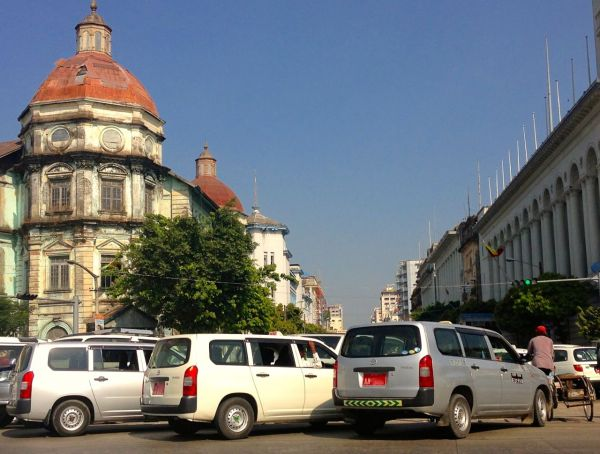 Toyota Probox Yangon 4